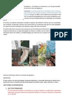 Economia Del Peru e Inglaterra