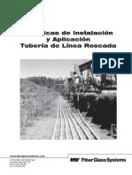 F7000S - STAR Threaded Line Pipe Installation Manual - SPANISH