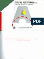 Manual Alinhamento Prefeitura RJ