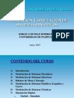 Modelación de Sistemas Físicos