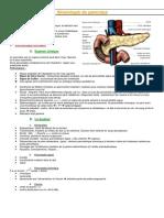 Sémiologie Du Pancréas