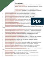 Tipos y Ejemplos de Conectores.docx