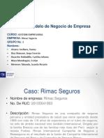 MODELO DE NEGOCIOS RIMAC SEGUROS