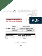 TA . PSICOPATOLOGIA.doc