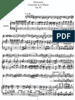 Glazounov - Concerto in A Minor, Op.82.pdf