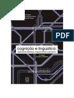 COGNIÇÃO E LINGUÍSTICA -  explorando territórios, mapeamentos e percursos .pdf