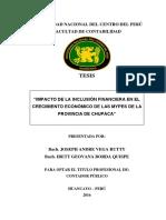 """Tesis """"Impacto de La Inclusión Financiera en El Crecimiento Económico de Las Mypes de La Provinci-converted"""
