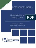 Lingua Inglesa Morfologia