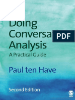 (Introducing Qualitative Methods series) Paul ten Have-Doing Conversation Analysis_ A Practical Guide-SAGE (2007).pdf