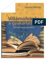 Lantos Mihaly - Villamolvasas a Gyakorlatban