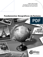 Fundamentos Geográficos do Turismo - Vol. 3