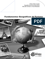 Fundamentos Geográficos do Turismo - Vol. 2