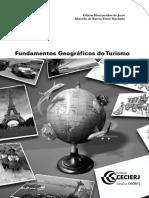 Fundamentos Geográficos do Turismo - Vol. 1