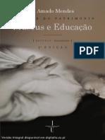 Amado (2013) Museus e Educacao