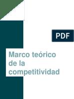 Marco Teórico de La Competitividad