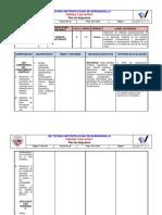Plan de Asignatura Quimica 11º Tercer Periodo