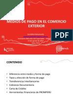 Medios de Pagoen Elcomercio Exterior Peru