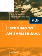 Sarah Weiss-Listening to an Earlier Java_ Aesthetics, Gender, and the Music of Wayang in Central Java-KITLV Press (2007).pdf