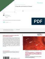 Semenogelina y PSA en Semen