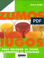 Zumos y Jugos Para Mejorar Su Salud.pdf