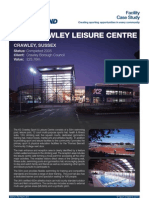 Case Study - K2 Crawley Leisure Centre