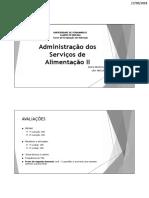Aula 1 - ASA II pdf