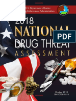 2018 Dea National Drug Threat-Borderland Beat