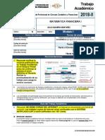 Fta Matematica Financiera i 2018 2 m1