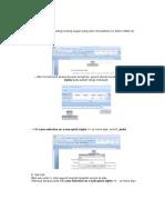 Cara Membuat Daftar Isi Otomatis Dgn MS Word 2007