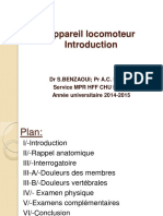 Introduction Appareil Locomoteur Externe 2015 - Copie