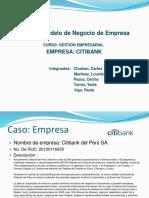 Grupo 4 - Citibank Modelo de Negocio