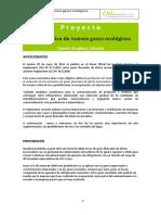 PROYECTO COMPARACION REFRIGERANTES