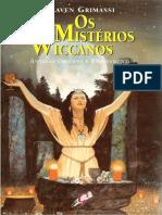 Raven Grimassi Os Mistc3a9rios Wiccanos