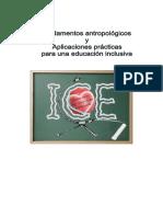Fundamentos Antropológicos y Aplicaciones Pedagógicas