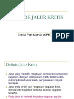 45259777 Metode Jalur Kritis