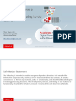 T2.4.Big Data Cloud Services-Tibor Slamovits, Senior Big Data Sales Executive