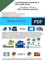 ADA 4.2 Sistemas Operativos