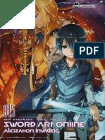 Sword Art Online Jilid 15 - Alicization Invading http://isekaipantsu.com/