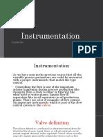 Instrumentation Course 2.