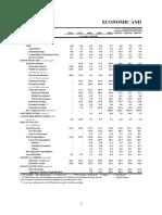 Economic Profile of Pakistan 1947-2014