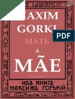 A Mãe - Gorki.pdf
