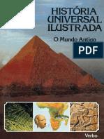 História Universal Ilustrada 1 - O Mundo Antigo