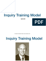 Inquiry Training Model