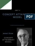 Concept Attainment Model
