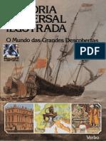 História Universal Ilustrada 3 - O Mundo Das Grandes Descobertas