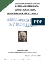 2BAC Formulas Fisica