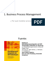 1-Business Process Management Introduccon