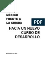 México Frente a La Crisis