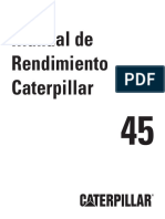 Caterpillar Performance Handbook 45 Español