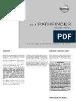 Nissan Pathfinder manual